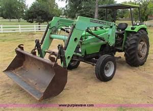 1986 Deutz Allis 6250 Tractor