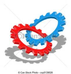 Free Synergy Teamwork Clip Art