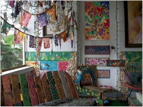 Hippie House Decorating Ideas 2
