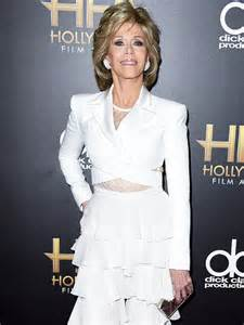 Jane Fonda Reveals She Went Skinny Dipping With Michael