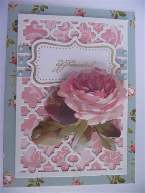 Anna Griffin Thank You Cards By Iluvpaper2 At