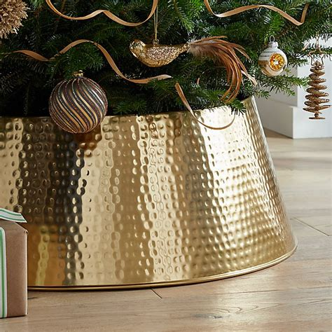 Bash Gold Tree Collar + Reviews   Crate and Barrel