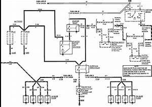 I Need A Wire Diagram For The Glow Plug Relay  To A 84 F