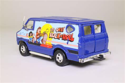 Matchbox Superkings K-80/1; Dodge Custom Van; It's Only