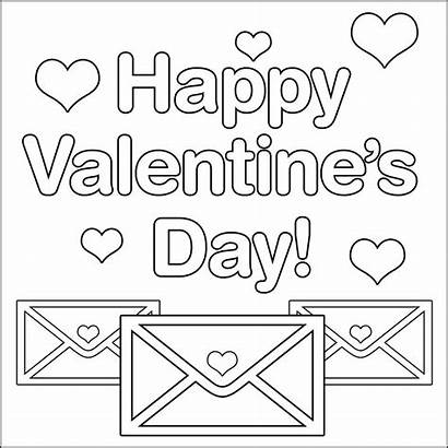 Coloring Valentines Pages Valentine Sheets Printable Sheet