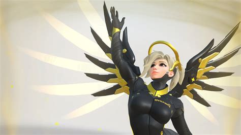Mercys Overwatch Nerf Isnt Live With Todays Update