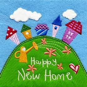 Image Of New Home by New Year New Look New Home