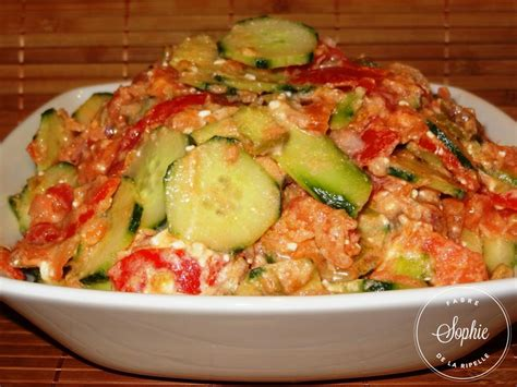tendresse en cuisine salade grecque la tendresse en cuisine