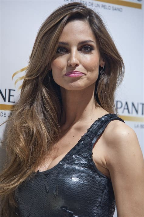Ariadne Artiles at Pantene Clinic Opening in Madrid - 7th ...