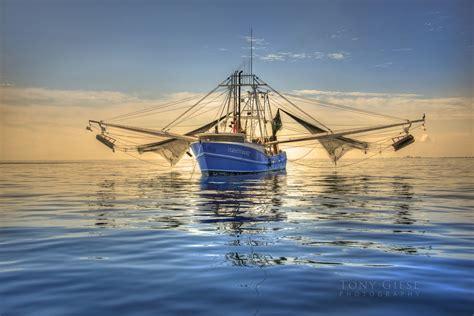 Shrimp Boat Ormond by Tony Giese Professional Photographer Daytona