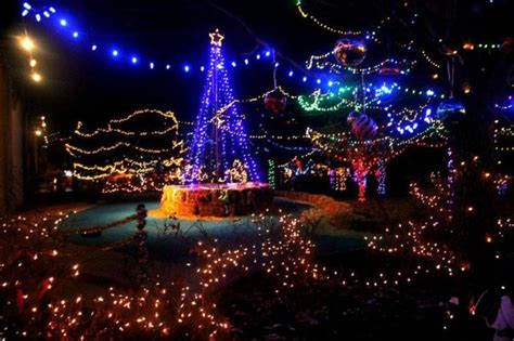 birmingham zoo christmas lights the 10 best most magical towns in alabama