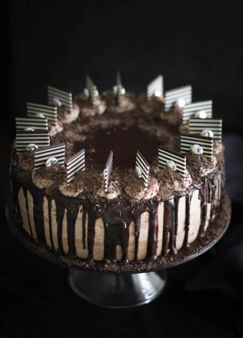 sins chocolate cake sprinkle bakes