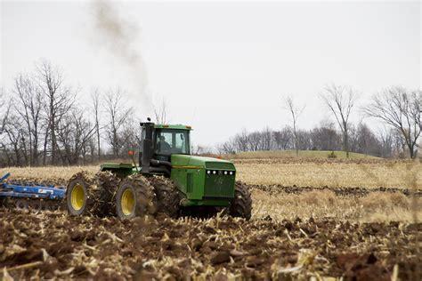 Tilling The Soil Photograph by Wayne Stabnaw