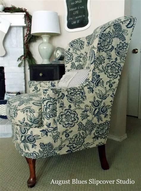 beautiful blue slipcovers  slipcover maker