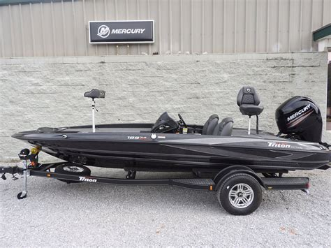 New Triton Boats by New Triton Bass Boats For Sale Page 5 Of 8 Boats