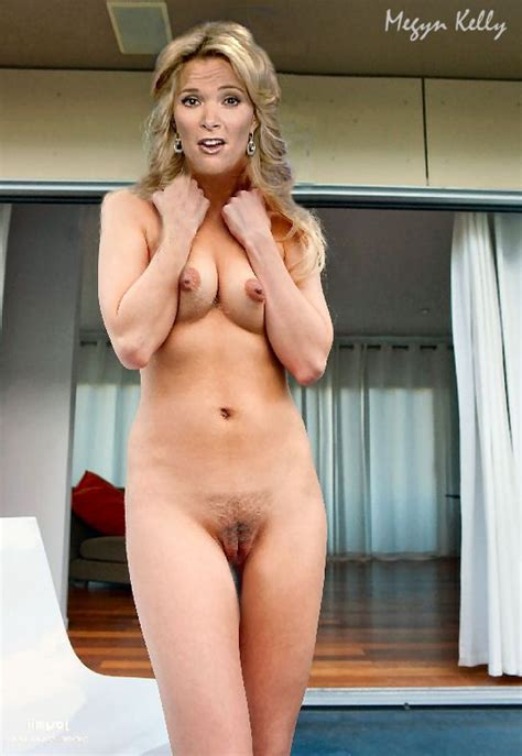 Megyn Kelly Naked