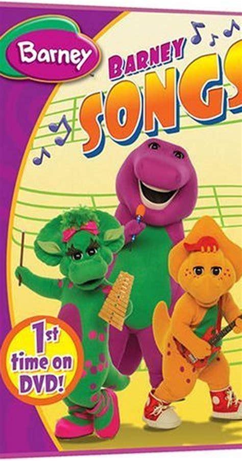 barney friends tv series