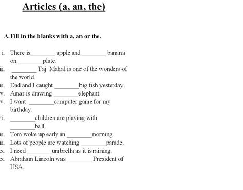 english for grade 3 google search articles 1st grade