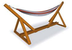 How To Make Your Own Hammock Stand by How To Make A Pvc Hammock Stand How To Make Beds And