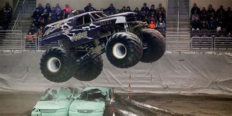 monster truck show in chicago monster amount of work goes into no limits show local