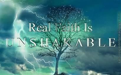 Faith Unshakable Christian Px Resolution Mb