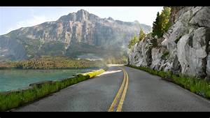 Related Keywords & Suggestions for mountain road side view