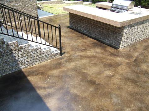 screened back porch southern concrete designs llc photo gallery 1