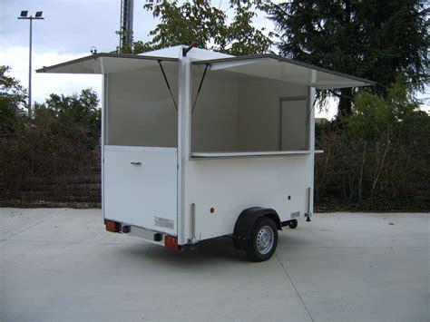 chiosco mobile rimorchio chiosco espositivo negozi mobili bertuola