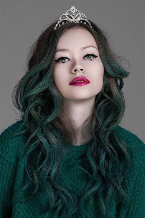 Green Hair On Tumblr