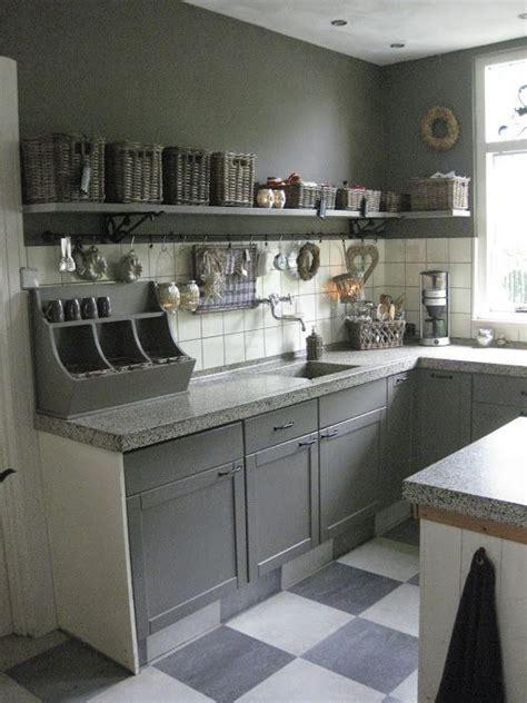 the organized kitchen grey kitchen keuken grey grey kitchens 2724