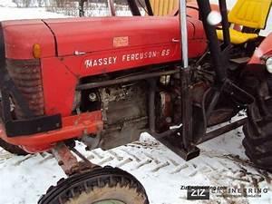 1963 Massey Ferguson 65 Tractor