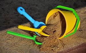 Strandfeeling Im Garten : einen sandkasten f r deinen garten garden blog ~ Yasmunasinghe.com Haus und Dekorationen