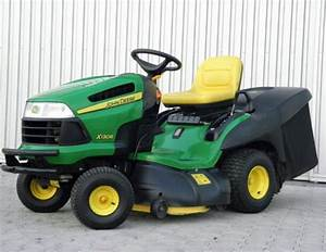 John Deere X130r Select Series Tractors Service Technical