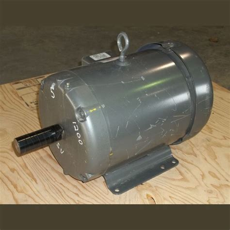 Industrial Motors For Sale by Baldor Electric Motor Supplier Worldwide Used 5 Hp 575v