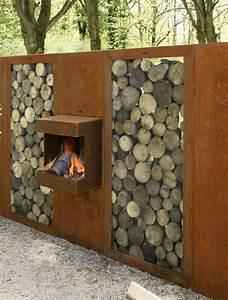 1000 idees sur le theme barbecue en pierre sur pinterest With ordinary idee amenagement terrasse exterieure 2 des cuisines dete sur mesure pour votre jardin