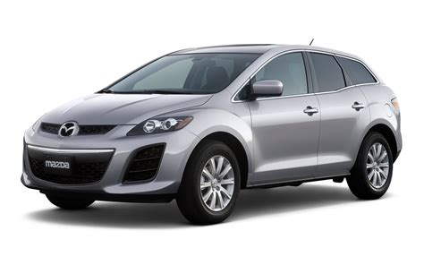 mazda cx 7 mazda cx 7 car on the road wallpapers and images