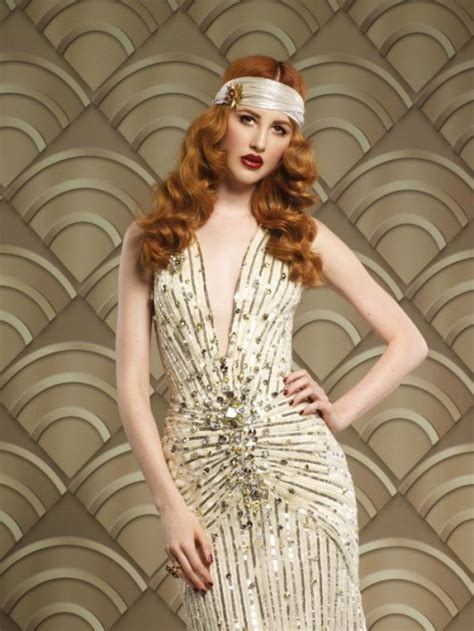 How To Do A 20s Hairstyle by 1920s Hairstyles For Hair With Vintage