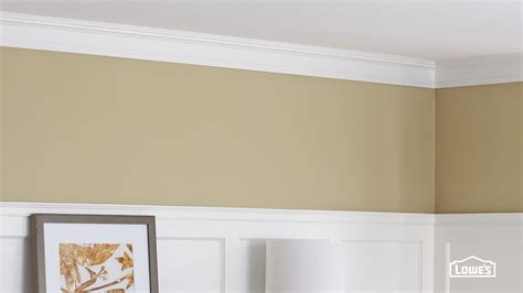 Kitchen Lights Ideas - how to install custom crown moulding youtube