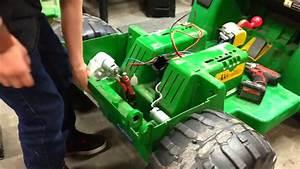 Peg Perego Gator Gearbox Overhaul