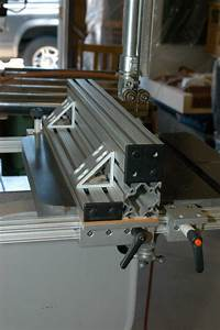 aluminum router fence - Google Search Woodworking