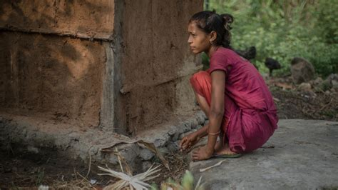 menstruation hut ritual tragically kills teen  nepal