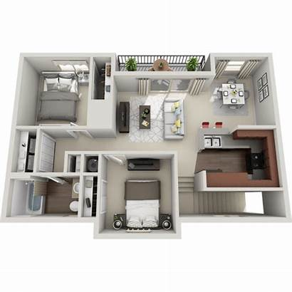Apartments Bedroom Meridian Selway Availability Check Plans