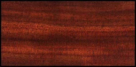 striped mahogany