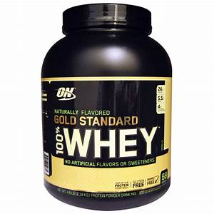 Optimum Nutrition 100  Natural Whey Protein Powder