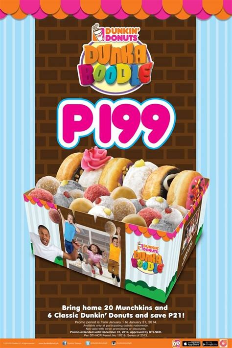 How much does food cost? Dunkins por el mundo: Filipinas   Dunka Boodle   Pops cereal box
