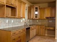 oak kitchen cabinets Unfinished Oak Kitchen Cabinet Doors - Decor IdeasDecor Ideas