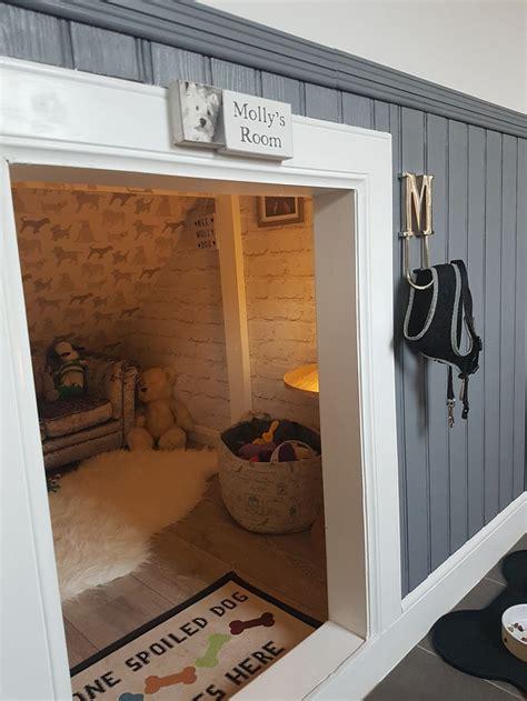 dog    human sister   built   room