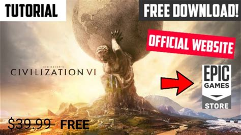 Civilization vi is free now!How to download civilization ...