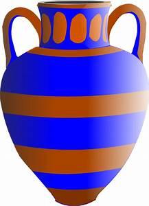 Eqyptian Vase Clip Art at Clker.com - vector clip art ...