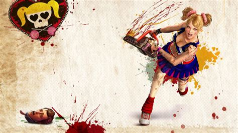 cheerleader zombie hunter wallpapers hd wallpapers id
